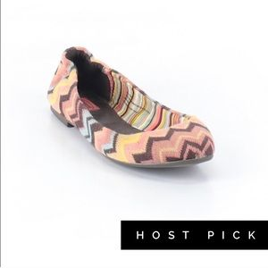 Missoni For Target Chevron Flats Girls